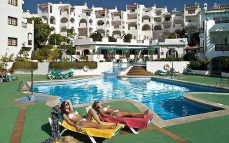 Kanárské ostrovy - Tenerife na 8 až 12 dní, all inclusive, polopenze nebo snídaně s dopravou letecky z Prahy
