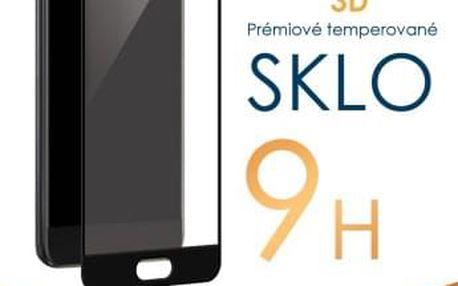 Ochranné sklo TGM 3D pro Huawei P10 černé (TGM-HUAP10)