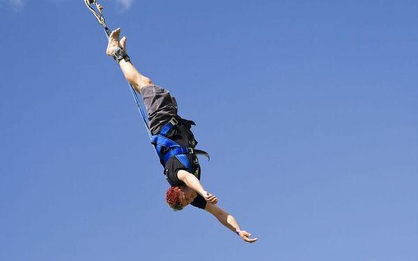 Bungee jumping Praha3