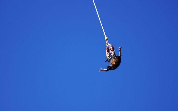 Bungee jumping Praha5