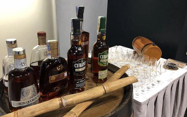 Degustace rumu: To nejlepší z Karibiku2