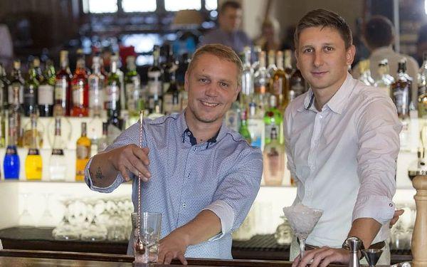 Jednodenní základní barmanský kurz v Praze3