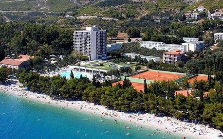 Hotel Bluesun Neptun, Chorvatsko, Makarská riviéra