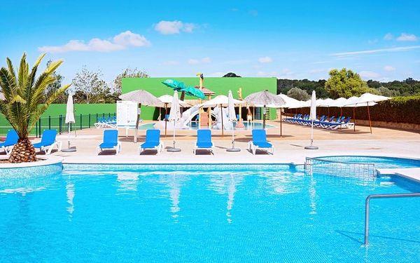 HSM Canarios Park, Calas de Mallorca, Mallorca, Španělsko, Mallorca, letecky, all inclusive4