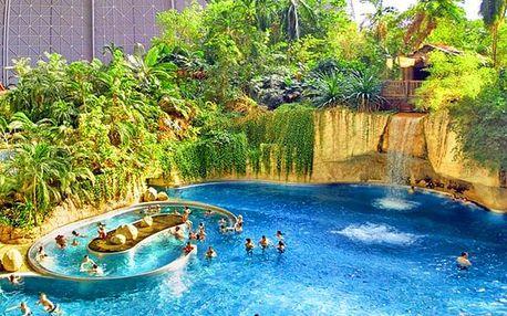 Celodenní výlet do Tropical Islands pro jednoho – termíny v létě i na podzim