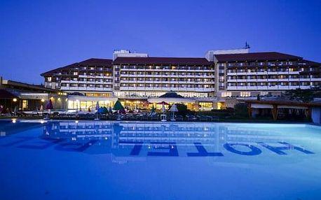 Wellness hotel Pelion, Maďarsko, Termální lázně Maďarsko