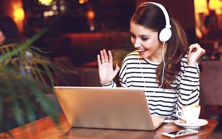 Rozmluvte se anglicky: online konverzace s Blabu