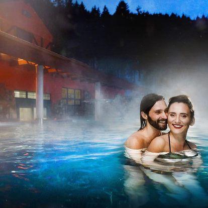 LAST MINUTE v hotelu KUBO ve slovenských lázních Lúčky s plnou penzí
