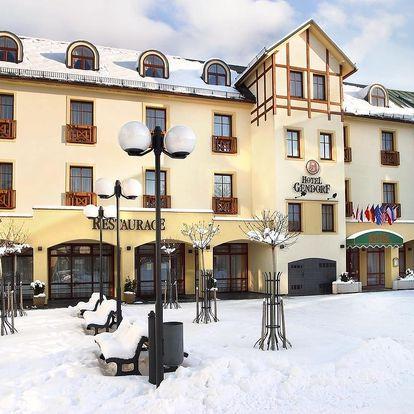 Krkonoše: Hotel Gendorf