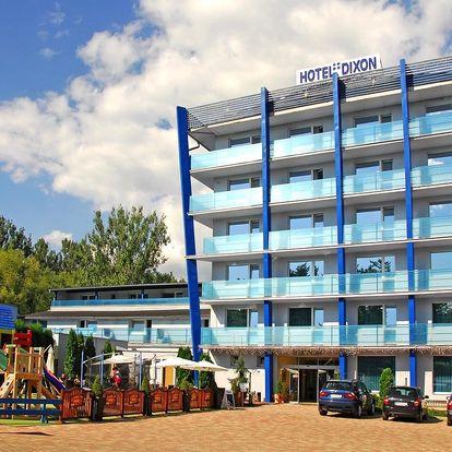 Střední Slovensko: Kongress Hotel DIXON