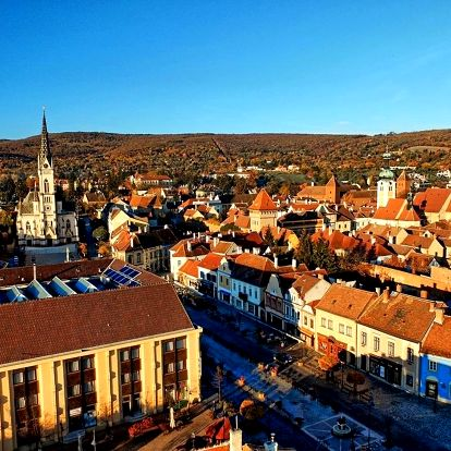 Maďarsko: Hotel Irottko