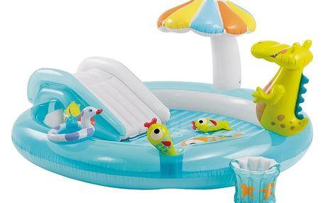 Intex Dětský nafukovací bazén Gator