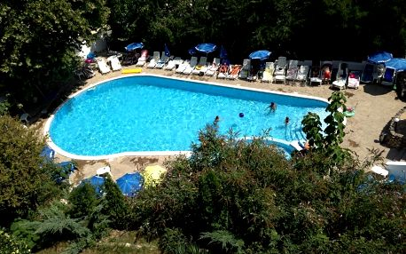 Bulharsko: Hotel Vezhen