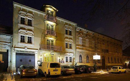 Maďarsko: Hotel Öreg Miskolcz