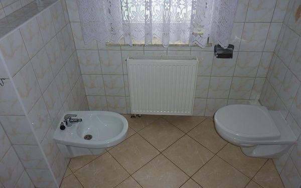 Třílůžkový pokoj s koupelnou3