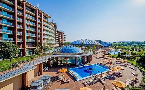 Maďarsko: Aquaworld Resort Budapešť