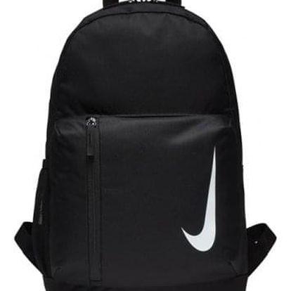 Nike Academy Youth Backpack - Black 666003616473 ROZBALENO