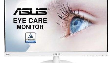 """Monitor Asus 23"""" LED Full HD,16:9,HDMI, bílý"""