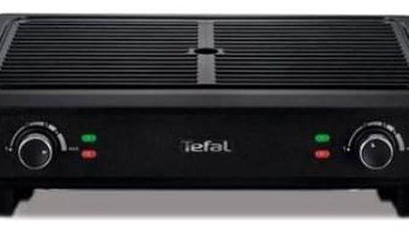 Stolní gril Tefal Smoke Less TG900812
