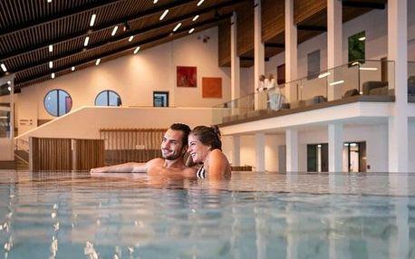 Německo: AktiVital Hotel *** s polopenzí, termálním wellness a mnoha aktivitami