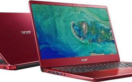 "Notebook Acer Swift 3 14"" i3 4GB, SSD 128GB, NX.GZZEC.001 +ZDARMA ""Antivir Bitdefender Plus"" v hodnotě 1 199 Kč"