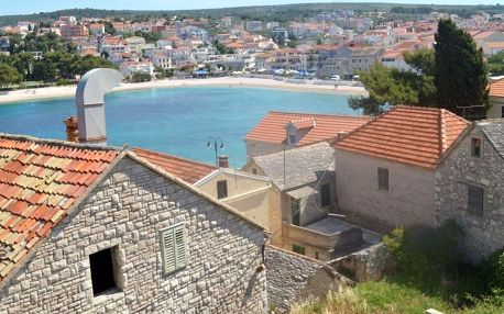 Chorvatsko - Primošten na 8 dní, bez stravy s dopravou letecky z Prahy