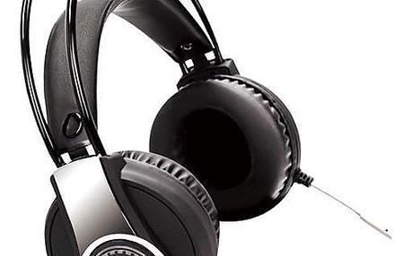 ZALMAN herní headset HPS500,20-2000 Hz, délka kabelu: 2,35m