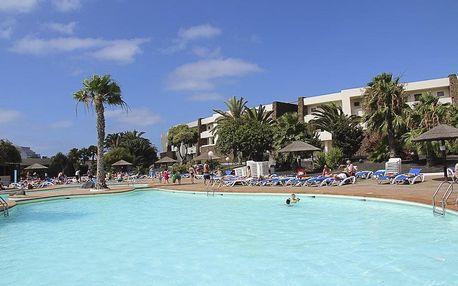 Kanárské ostrovy - Lanzarote na 7 až 8 dní, all inclusive s dopravou letecky z Prahy