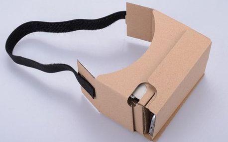 Brýle pro virtuální realitu Apei Eco Paperboard, ROZBALENO