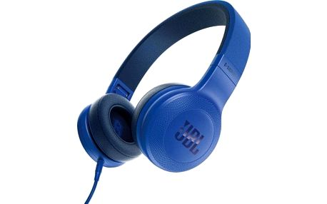 Sluchátka přes hlavu JBL E35 modrá