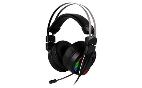 Sluchátka MSI Immerse GH70, černá S37-2100970