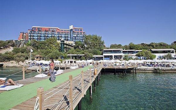 Kypr - Severní Kypr na 8 až 9 dní, ultra all inclusive s dopravou letecky z Prahy