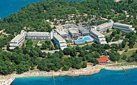 Hotel Delfin, Chorvatsko, Istrie, Poreč