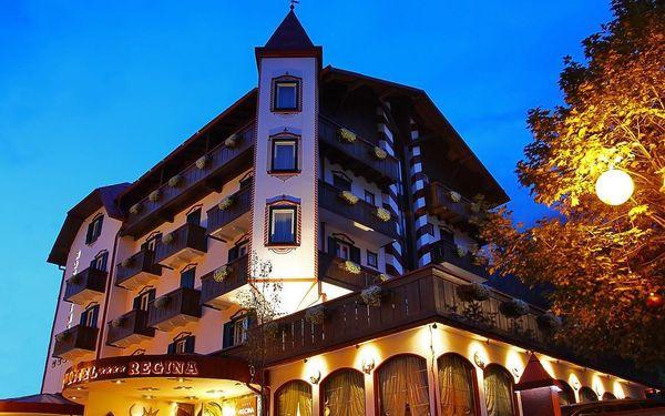 Itálie: Hotel Regina