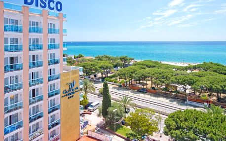 Španělsko: Hotel Cartago Nova