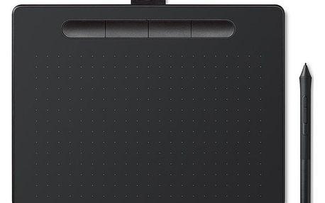 Tablet Wacom Intuos S černý (CTL-4100K)