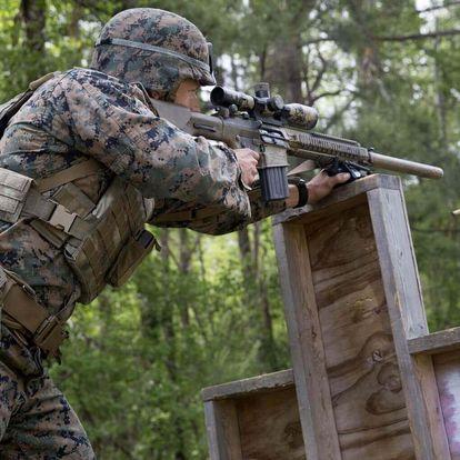 Střelecký kurz pro Snipery