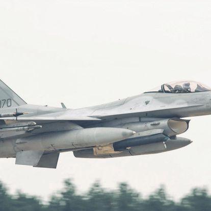 Letecký simulátor stíhačky F16