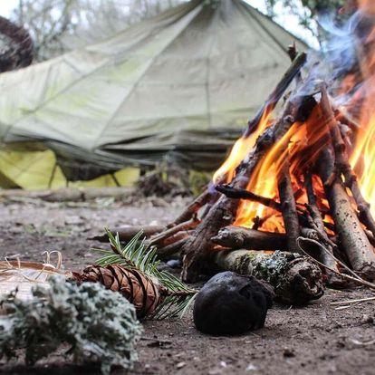 Civilní survival – 3 denní kurz přežití