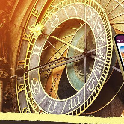 Venkovní úniková hra Pražské zajímavosti - V zakletí času