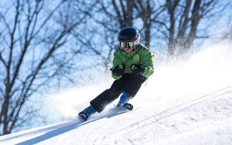Kurz lyžování