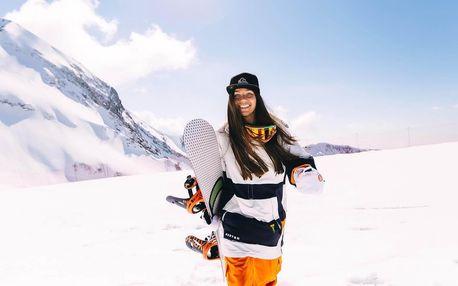 Mega kurz snowboardingu