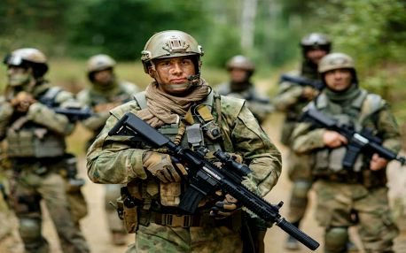 Základní vojenský výcvik