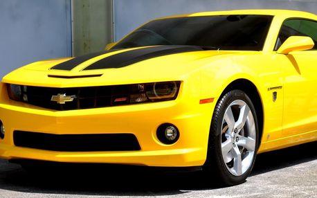 Jízda v Chevroletu Camaro