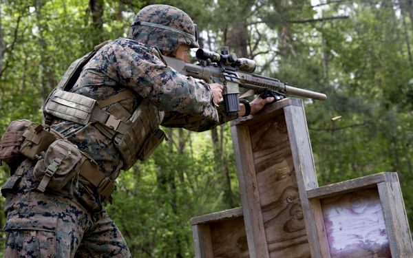 Střelecký kurz pro Snipery - staňte se odstřelovačem
