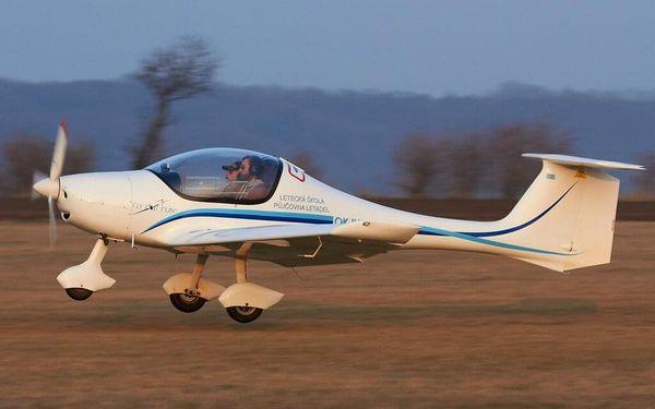 Pilotem na zkoušku: Vzhůru do oblak4