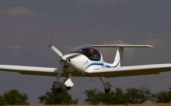 Pilotem na zkoušku: Vzhůru do oblak5