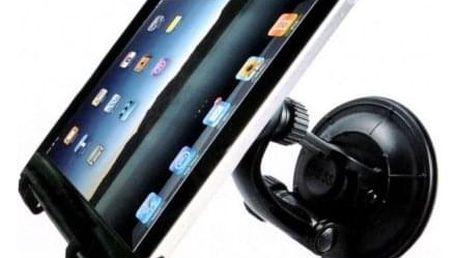Univerzální 2v1 držák na tablet, přísavka + úchyt na sedadlo