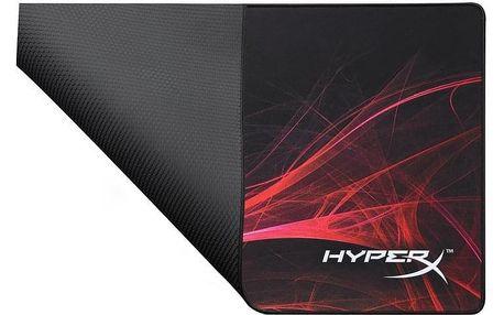 Podložka pod myš HyperX FURY S Pro Gaming Speed Edition XL, 90 x 42 cm černá (HX-MPFS-S-XL)