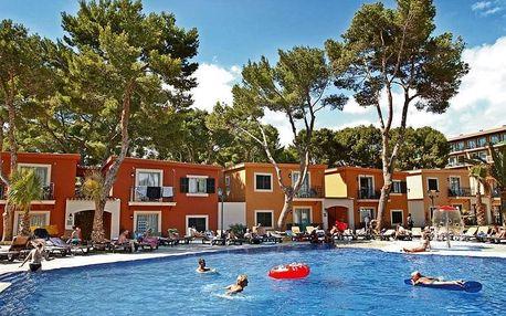 Španělsko, Mallorca, letecky na 8 dní all inclusive